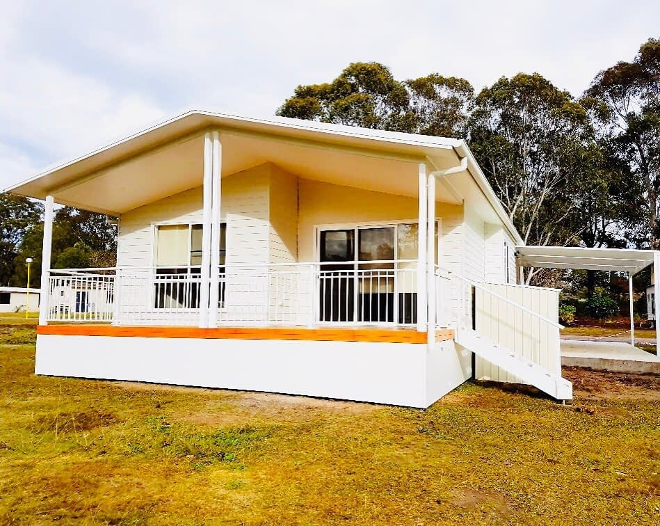 Homes Available External View